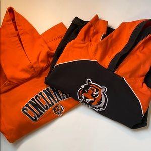Cincinnati Bengals Sweatshirt Bundle